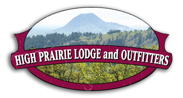 High Prairie Lodge & Outfitters Logo